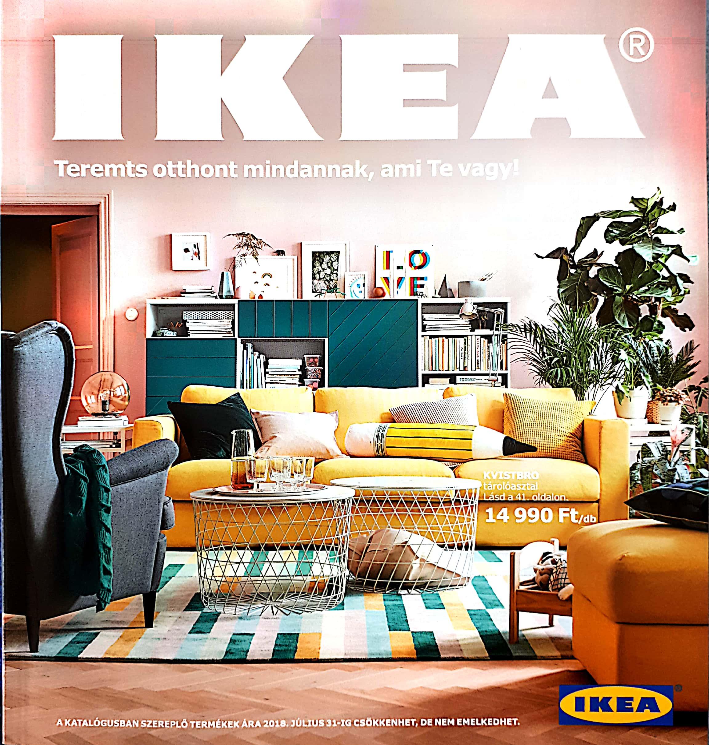 IKEA Katalógus 2018