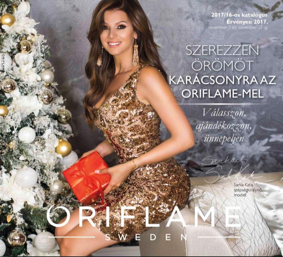 Oriflame Karácsonyi Katalógus 16-2017