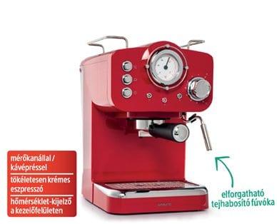 Ambiano Eszpresszó Kávéfőző