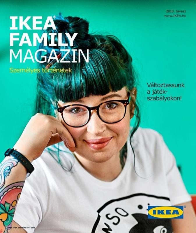 IKEA Family Magazin 2018 Tavasz