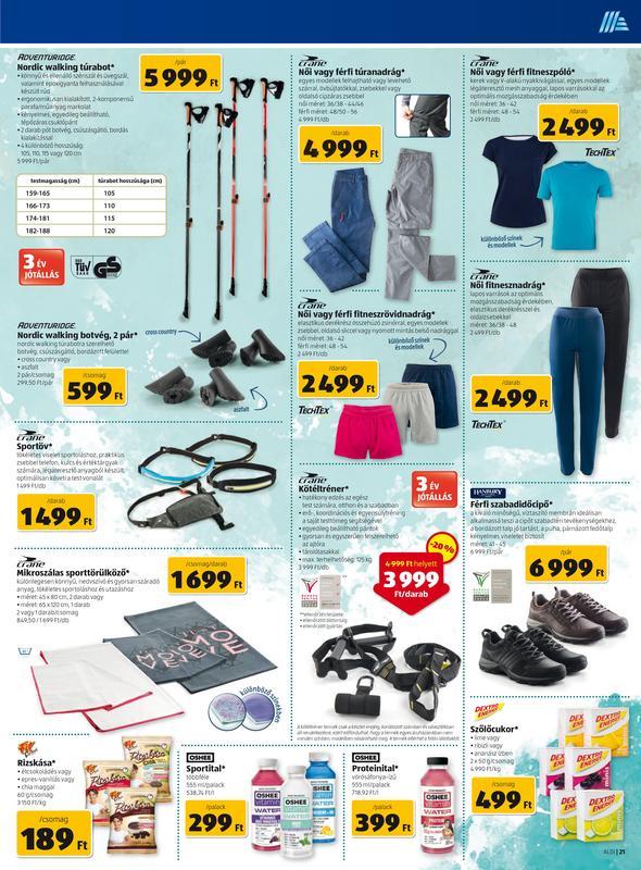 ALDI Akciós Újság 2018 03 08-03 14-ig - 21 oldal