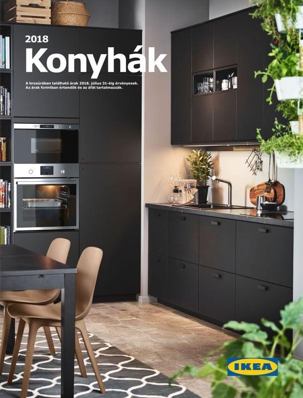 IKEA Konyha Katalógus 2018