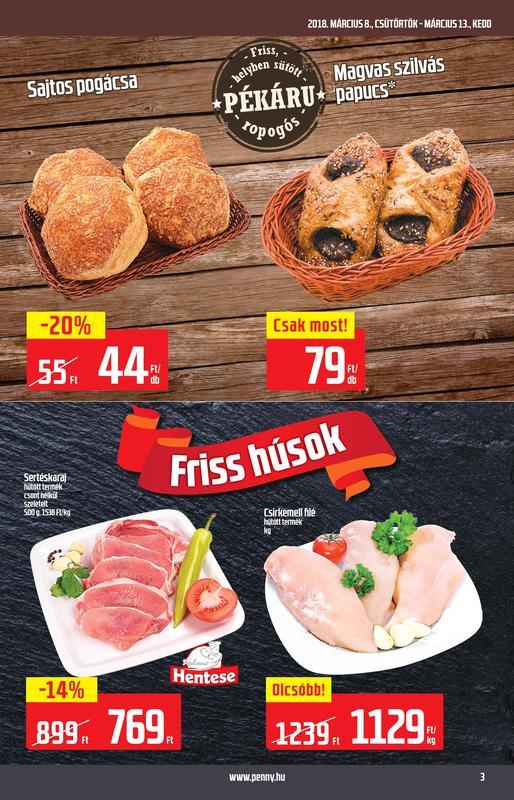 PENNY Akciós Újság 2018 03 08-03 13-ig - 03 oldal