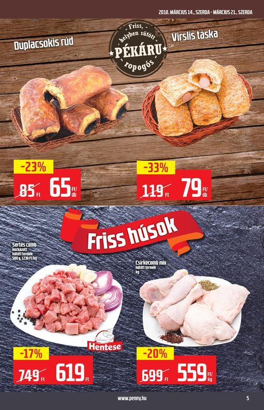 PENNY Akciós Újság 2018 03 14-03 21-ig - 05 oldal