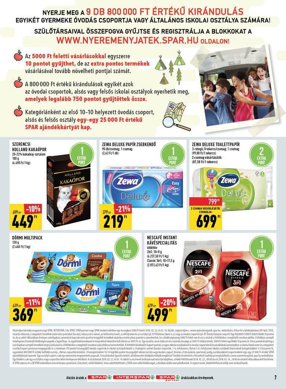 SPAR Akciós Újság 2018 03 08-03 14-ig - 07 oldal