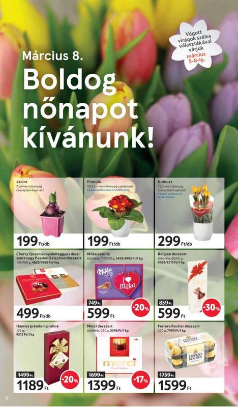 TESCO Akciós Újság 2018 03 01-03 07-ig - 06 oldal