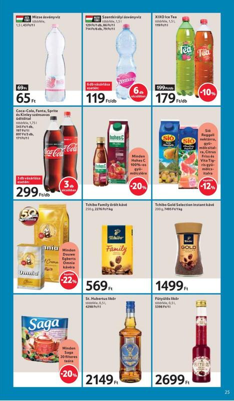 TESCO Akciós Újság 2018 03 01-03 07-ig - 25 oldal