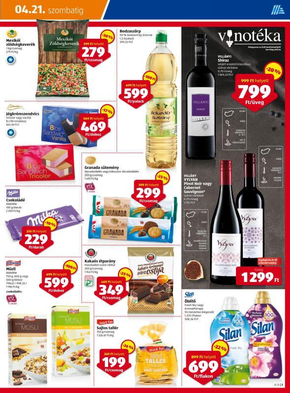 ALDI Akciós Újság 2018 04 19-04 25-ig - 03 oldal
