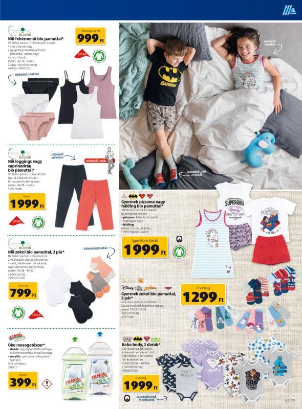 ALDI Akciós Újság 2018 04 19-04 25-ig - 11 oldal
