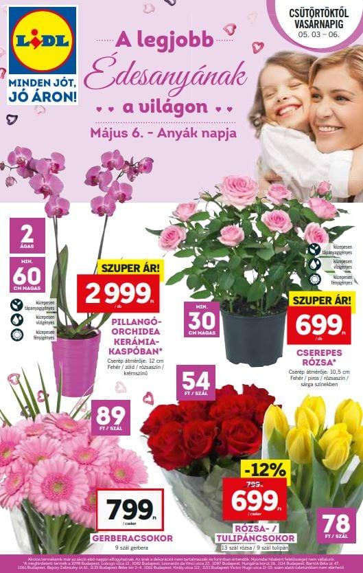 LIDL Akciós Újság 2018. 05.03-05.09-ig 23e4328833