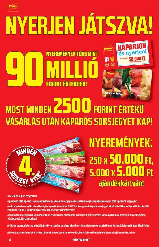 PENNY Akciós Újság 2018 04 19-04 25-ig - 04 oldal