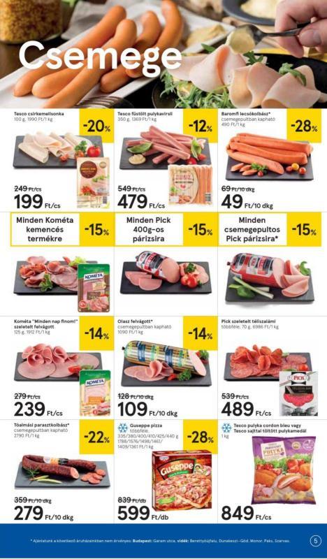 TESCO Akciós Újság 2018 04 12-04 18-ig - 05 oldal